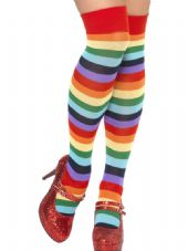 Funny Side Comedy Ladies Clown Socks